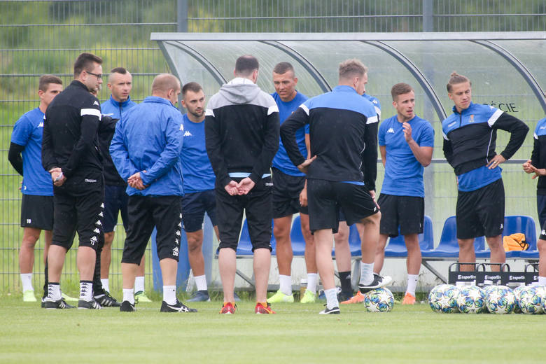 Motor Lublin rozpoczął przygotowania do sezonu 2020/21 w II lidze. Zobacz zdjęcia
