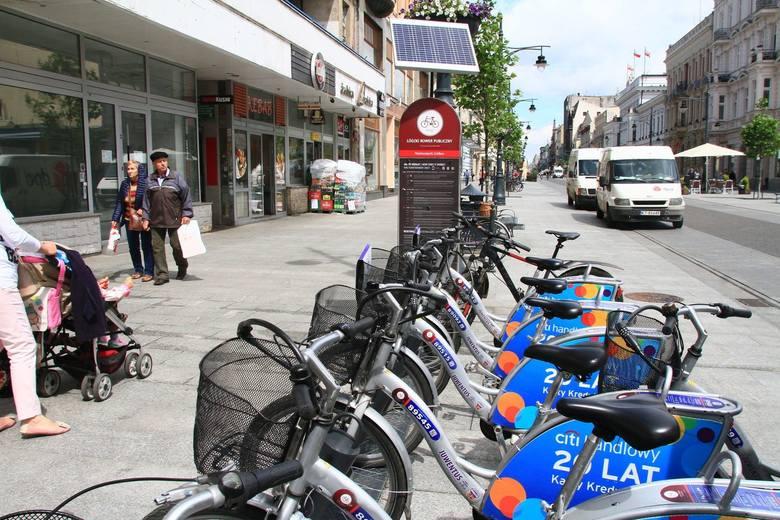 W przyszłym roku będzie można korzystać z większej liczby rowerów publicznych.
