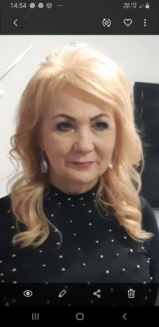 Marianna GajekI miejsce kategoria SENIORKI