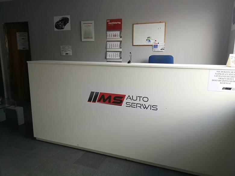 MS AUTO SERWIS