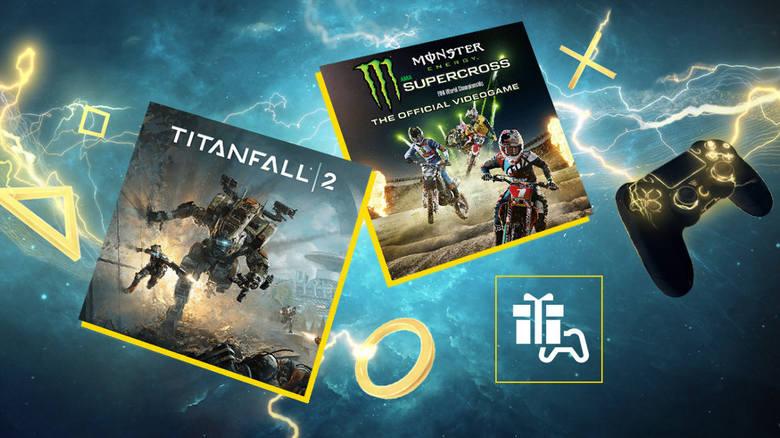 Titanfall 2 i Monster Energy Supercross to grudniowe gry dla abonentów PlayStation Plus