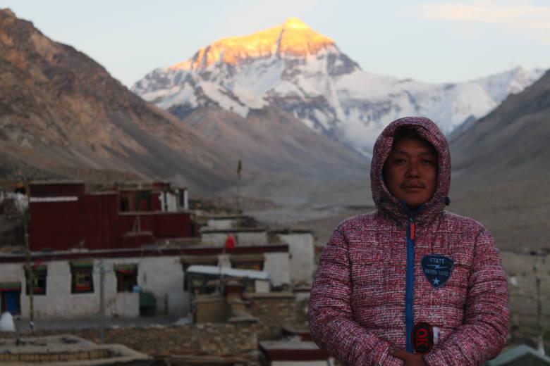 Tybetańczycy są z krwi i kości nomadami, a Chińczycy zabrali im to, co kochają najbardziej - wolność/fot. archiwum autorki
