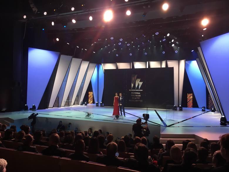 Festiwal filmowy Gdynia 2017 - gala finałowa