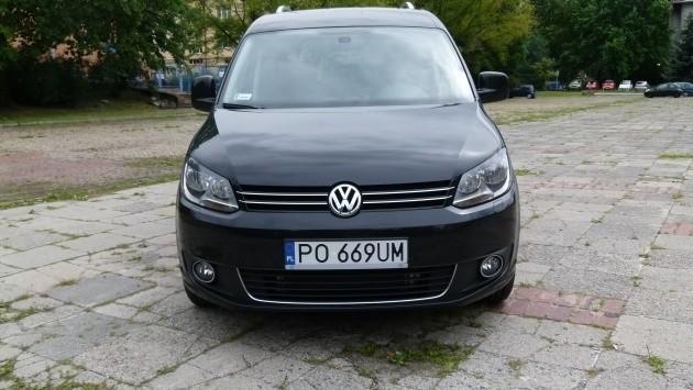 Volkswagen Caddy 20 L Tdi 140 Km Jak Wam Się Podoba Wersja
