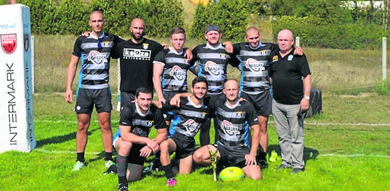 Jesień w wykonaniu zawodników Rugby Club Koszalin jest pracowita, bo rozgrywają kolejne turnieje oraz planują zorganizowanie dużego wydarzenia na własnych