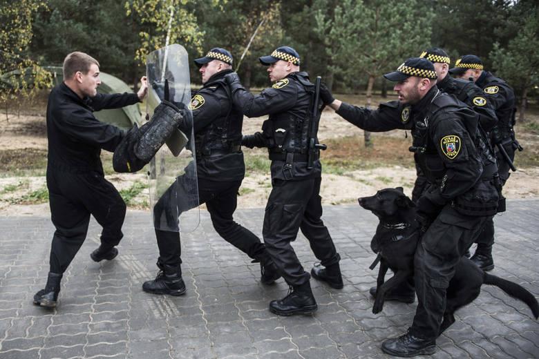 Chcesz zostać strażnikiem miejskim w Toruniu? Rekrutacja trwa do końca lutego. Uwaga, to nie jest lekka praca! Na początku municypalny zarobi 2750 zł
