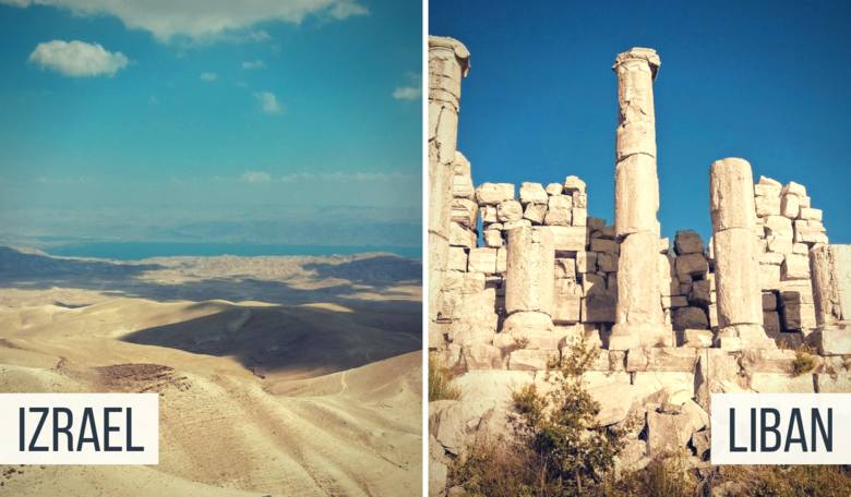 Wjeżdżając do Izraela z pieczątką libańską możemy spodziewać się kilkugodzinnej, szczegółowej kontroli.