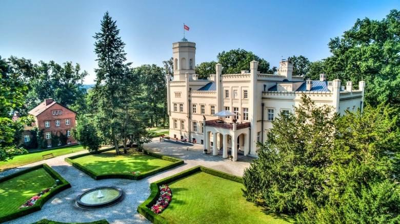 Pałac MierzęcinMierzęcin 1Dobiegniew