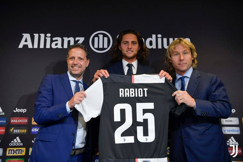 Adrien Rabiot wyznał, że przejście z PSG do Juve to krok do przodu