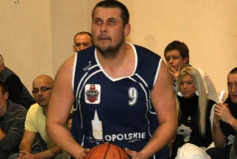 Tomasz Łakis zdobył 12 punktów dla Pogoni.