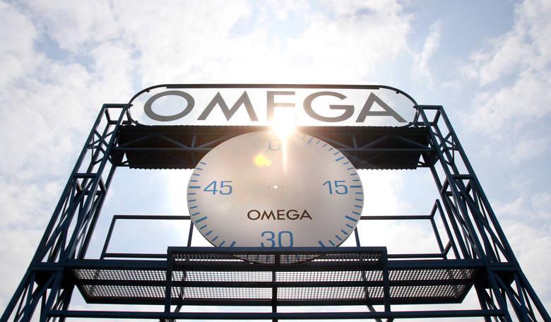Przedwojenny zegar Omega to jeden z symboli Ruchu. Niedawno na stałe wrócił na CichąW klubowym sklepie można  kupić gadżety Ruchu i akcesoria fanów