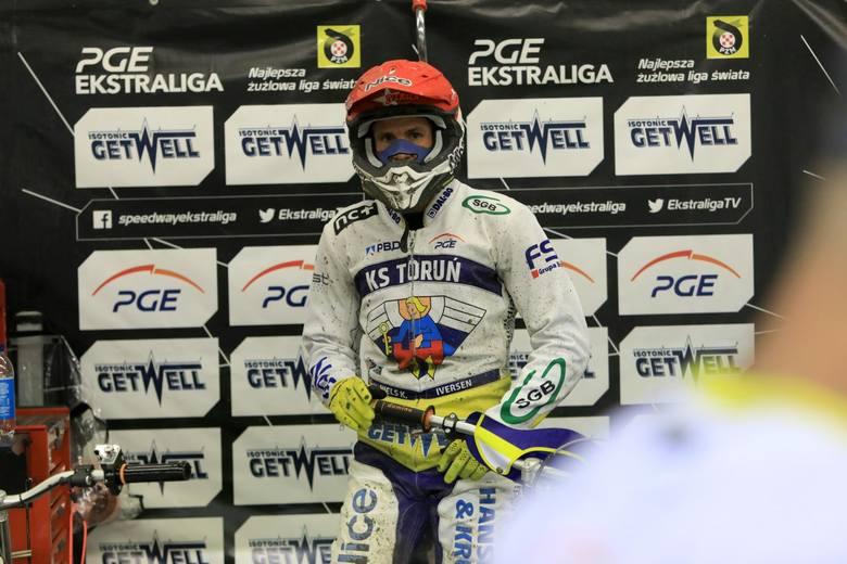 Niels Kristian Iversen zawiódł m. in. w ostatnim wyścigu