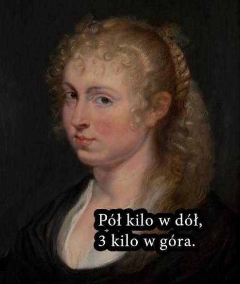 Zobacz najśmieszniejsze memy Rubensa z Bytomia >>>