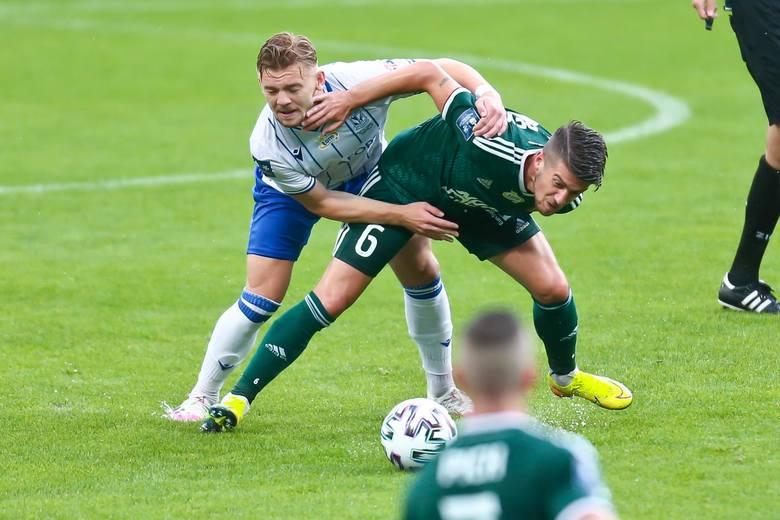 Kamil Jóźwiak w polskiej lidze nie ma łatwo, bo wszyscy już wiedzą, na co go stać. Mecz z Legią to idealna okazja, żeby się przełamać i ponownie przypomnieć
