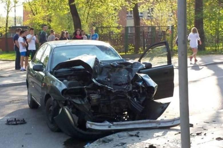 Ul. Warszawska. Wypadek śmiertelny motocyklisty. Urzędniczka przed sądem (zdjęcia)