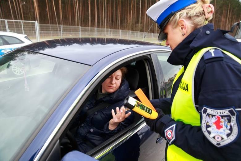 Policyjna akcja Trzeźwość (zdjęcia, wideo)