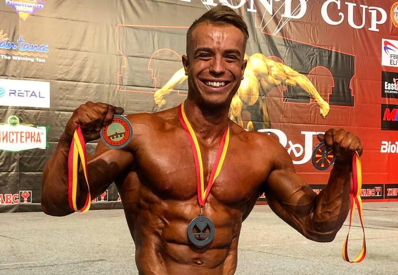 Kolejny sukces Lubuszanina! Kacper Bąkiewicz, który pochodzi z Hetmanic (pow. wschowski) znów na podium. Ciążka praca, intensywne treningi dają konkretne