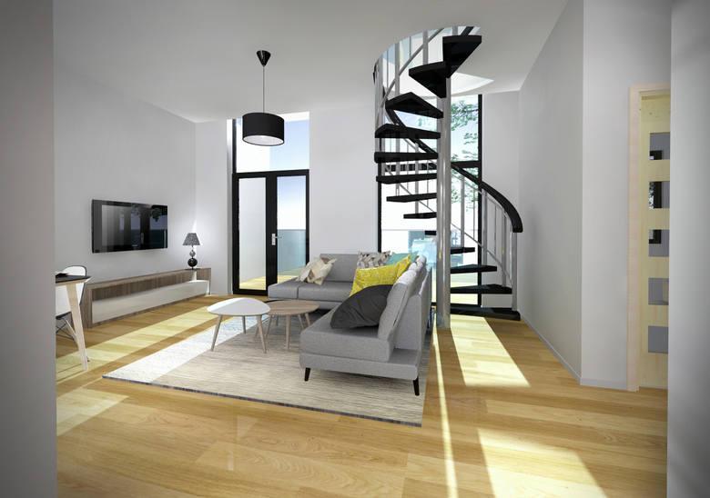Mieszkania dwupoziomowe. Developres podąża za trendami