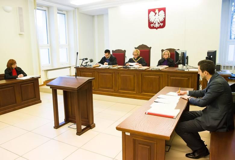 Oskarżona mieszkanka podhajnowskiej wsi nie stawiła się na wtorkowej rozprawie. Był za to jej pełnomocnik i prokurator, którzy wygłosili mowy.