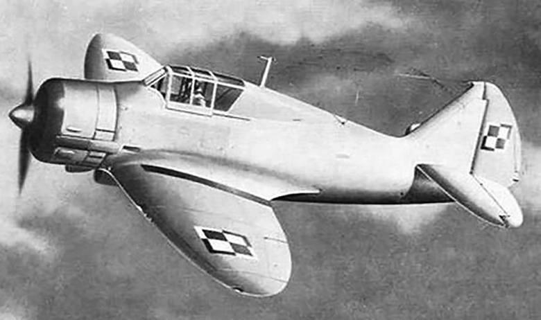 """PZL-50 """"Jastrząb"""", prototyp nowoczesnego, szybkiego myśliwca"""