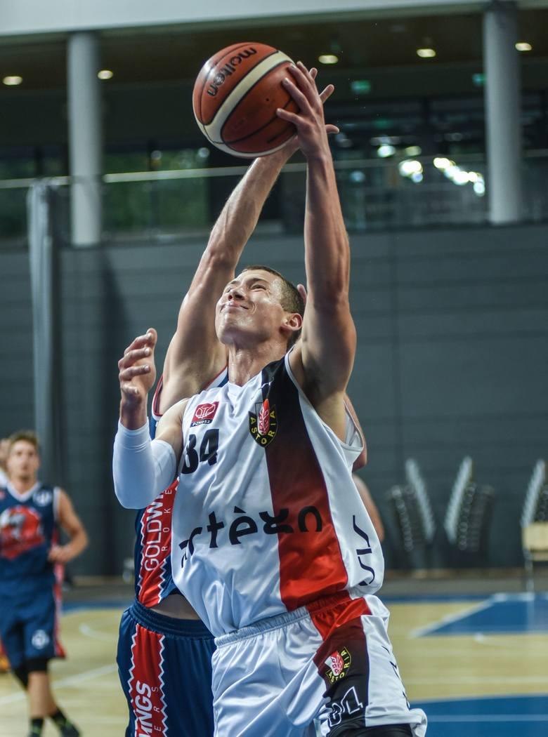 Astoria wygrała  we własnej hali z Politechniką Gdańsk 80-53