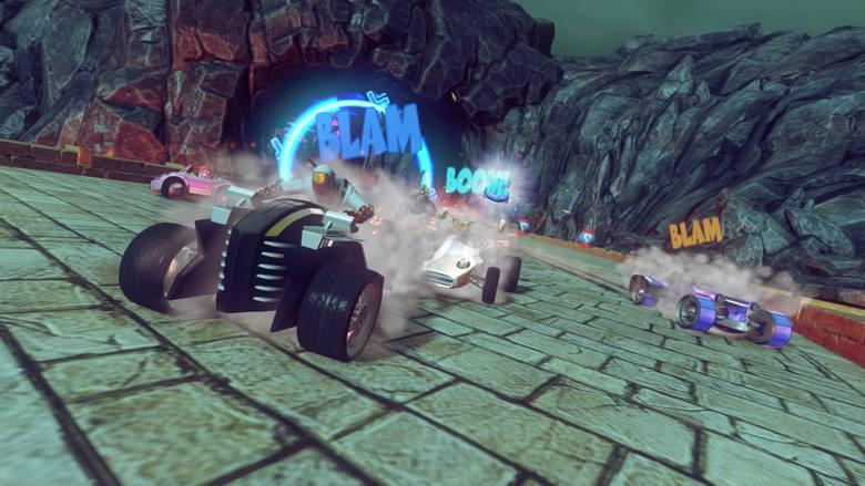 Sonic & All-Stars Racing TransformedSonic & All-Stars Racing Transformed. Recenzja z niebieskim jeżem