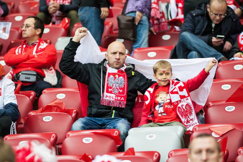 Atmosfera na meczu Polska - Dania była gorąca, a kibice przeżyli horror z happy endem