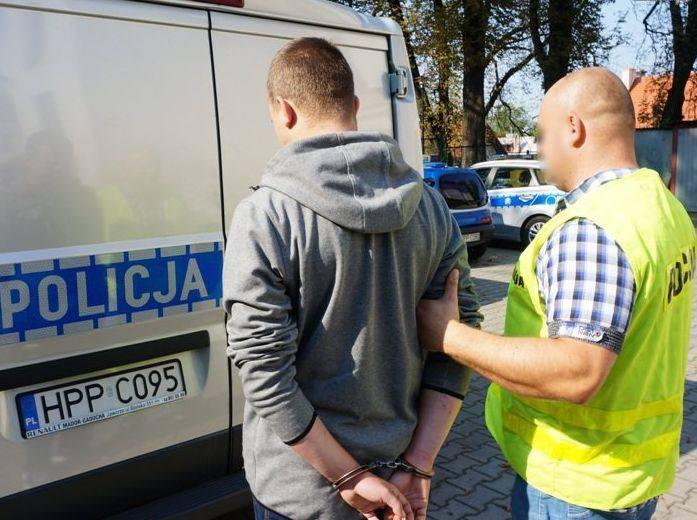 Policjanci przeprowadzili ogólnopolską operację wymierzoną w przestępczość pedofilską. W wyniku akcji udało się zatrzymać 49-letniego mieszkańca powiatu