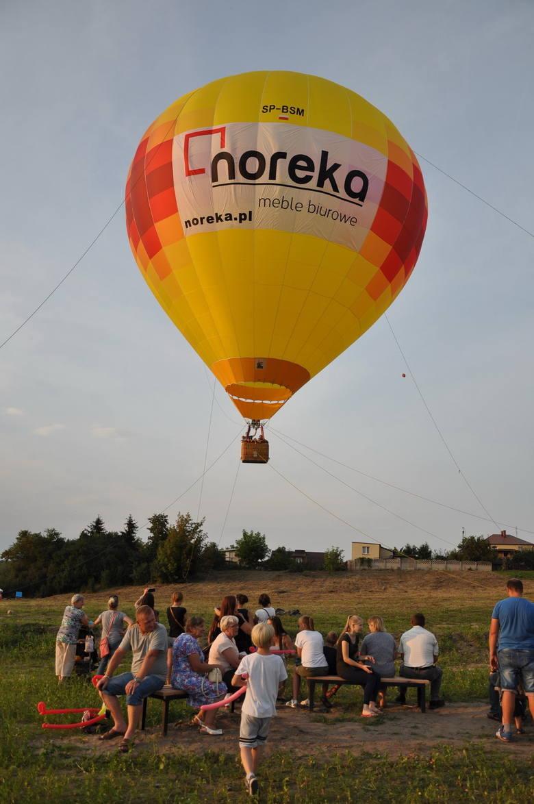 Balonowe święto w Makowie (zdjęcia)
