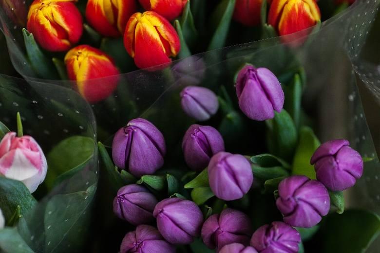 Kwiaciarze są zmartwieni: Imieniny bez bukietów, Dzień Kobiet w niedzielę