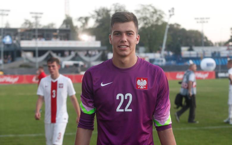 Na zdjęciu: Radosław Majecki