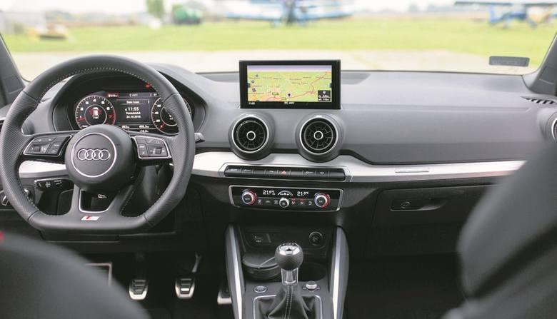 W tym roku Audi do grupy modeli oznaczonych literą Q dołączyło kolejny. Tym razem jest to Q2, najmniejsze auto w tym towarzystwie.