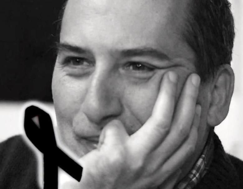 Adam Olma, nauczyciel ze Szkoły Podstawowej nr 2 w Chorzowie. - Międzynarodowy Dzień Teatru już zawsze będzie dla mnie dniem bez Adama, twórcy Antydepresyjnych