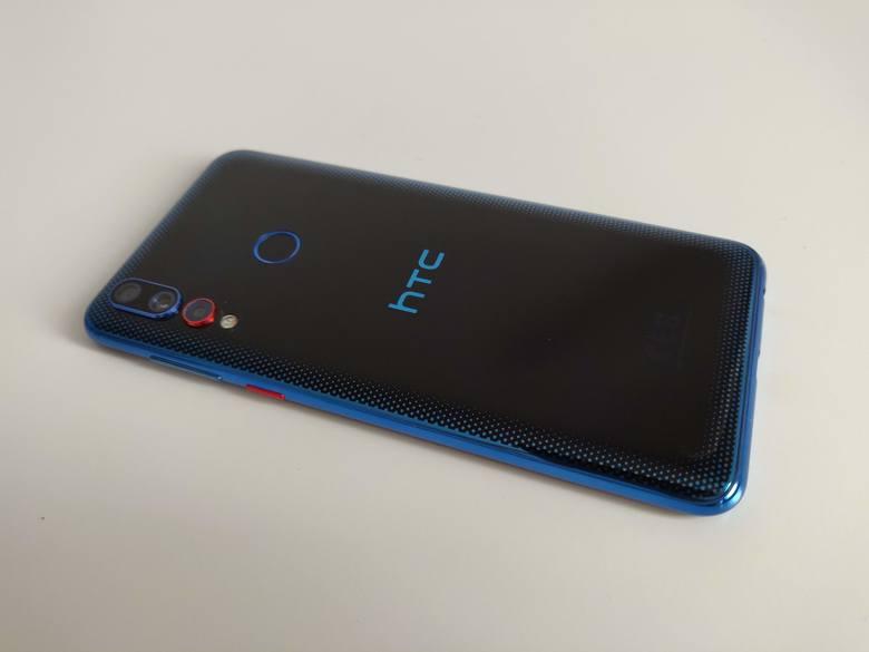 HTC Desire 19+ - świetnie wykonany smartfon z szerokim kątem i dużą baterią