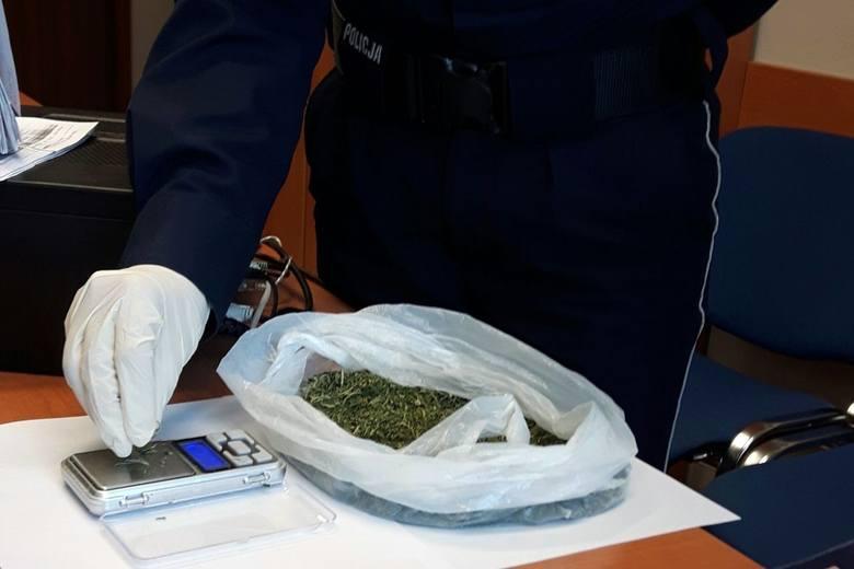 narkotyki w Nowej Soli
