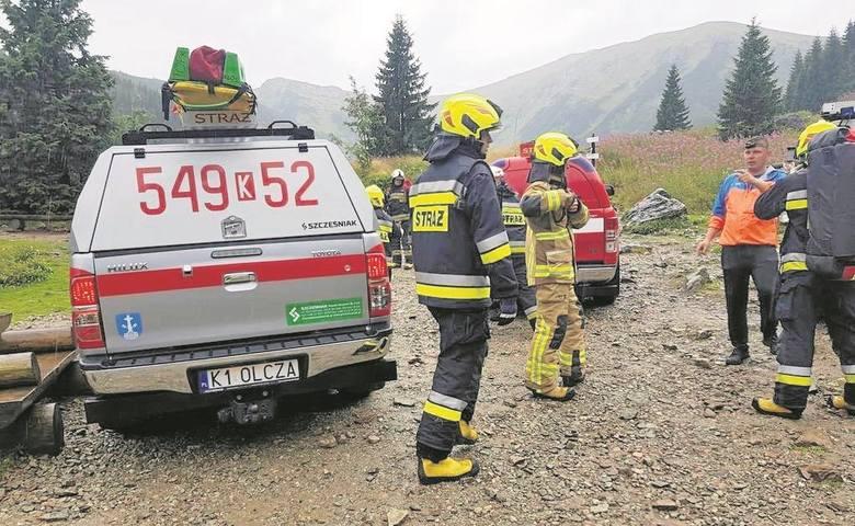 Ratownicy zakończyli wczoraj akcję w Tatrach, która trwała od czwartku