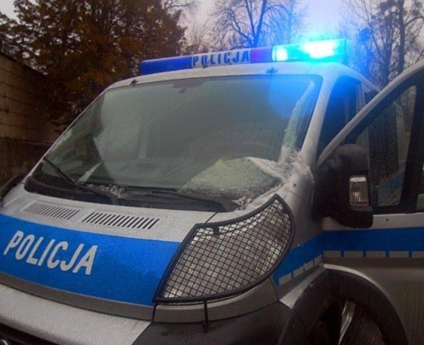 Pijany 23-latek próbował włamać się do baru w Kluczborku