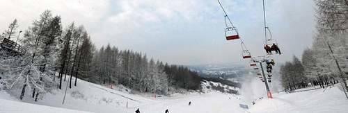 Aktualne warunki narciarskie na stokach w Bieszczadach i na Podkarpaciu (12.02.2010)