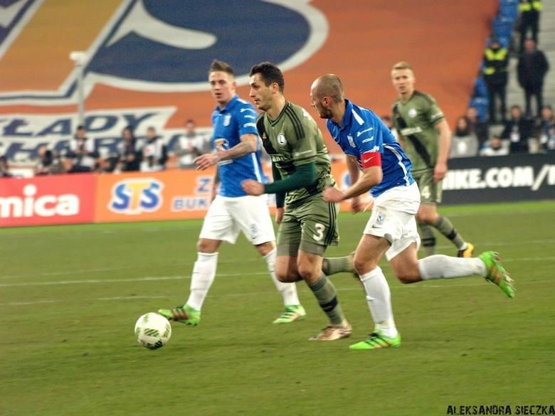 Tomasz Jodłowiec (Legia) nie zagra przeciwko Lechii
