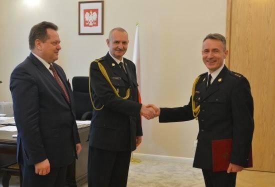Andrzej Bartkowiak (z prawej) nie chciał z nami rozmawiać o swoim wykształceniu.
