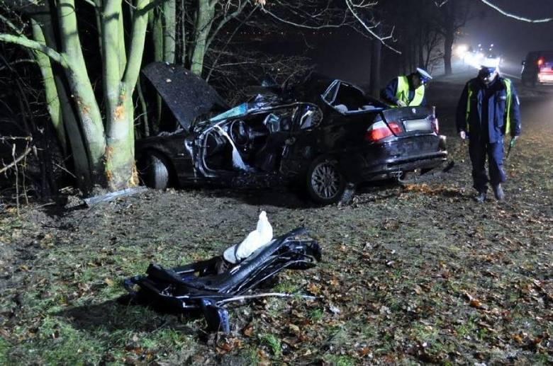 Śmiertelny wypadek w Waćmierku na dk 22 - styczeń 2018We wtorek, 2.01.2018 r., na drodze krajowej nr 22 pomiędzy miejscowościami Waćmierek i Swarożyn