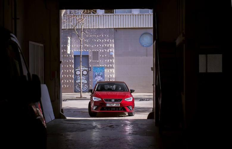 Nowy SEAT Ibiza auto dla kobiet?