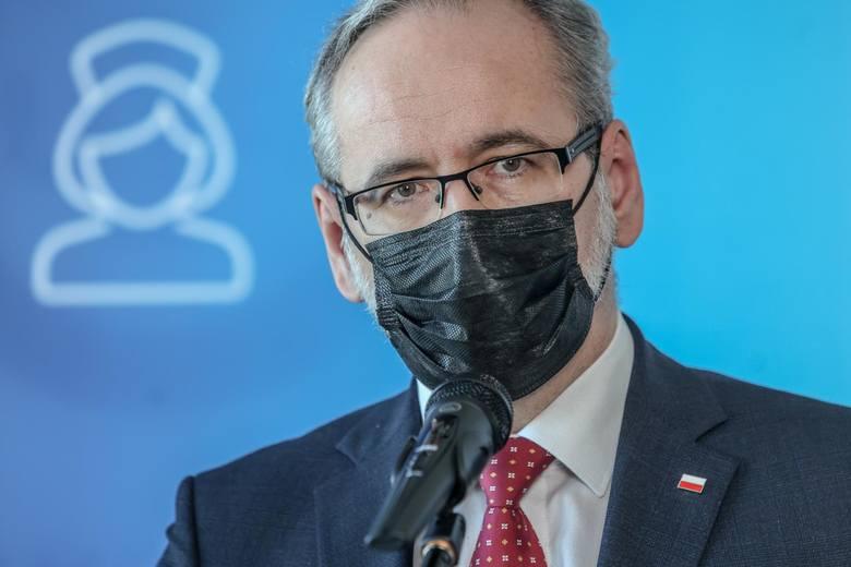 Minister zdrowia Adam Niedzielski: Ruszamy z rehabilitacją pocovidową