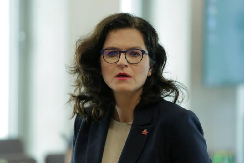 Aleksandra Dulkiewicz, prezydent Gdańska: Formacja rządząca dziś w Polsce jest formacją antysamorządową, antyeuropejską, niesłużącą dobru Polski, w tym