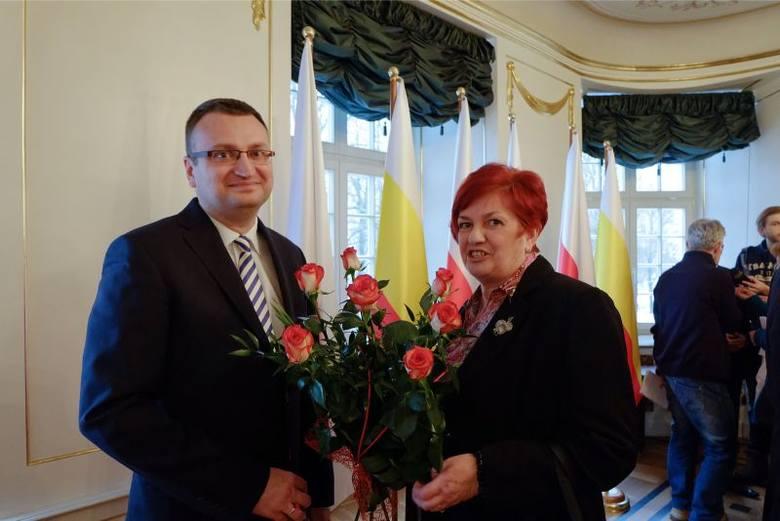 Nowi wiceprezydenci Białegostoku. Rafał Rudnicki i Robert Jóźwiak (zdjęcia, wideo)