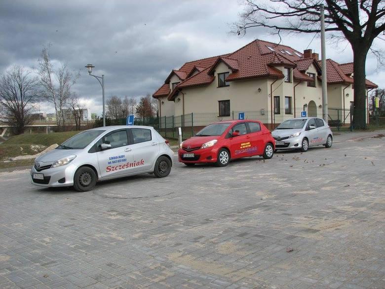 Szcześniak - ośrodek szkolenia kierowców