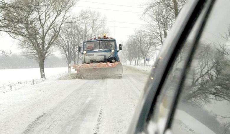 Czy zima w tym roku zaskoczy drogowców?