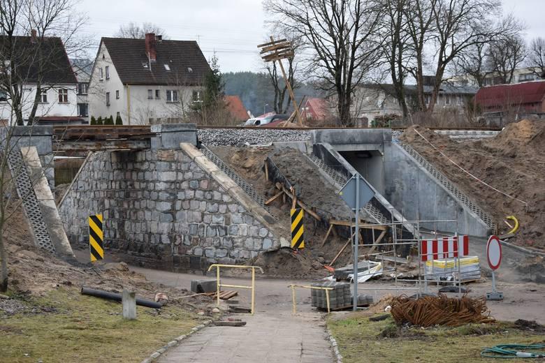W Kępicach trwa modernizacja stacji kolejowej (zdjęcia)