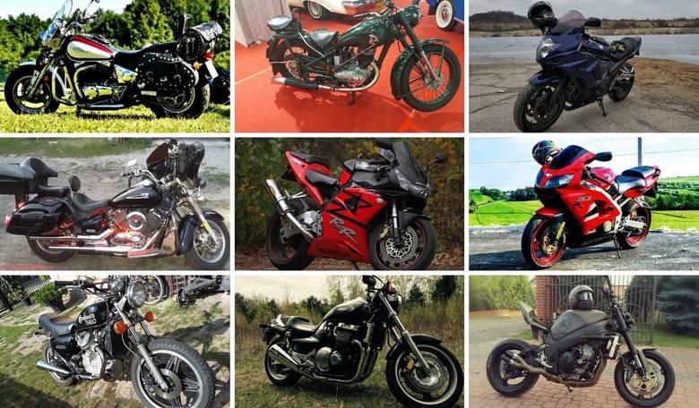 Tworzymy galerię wyjątkowych motocykli z regionu radomskiego. Wybrane przez Czytelników motocykle trafią na okładkę Echa Dnia. Na ich właścicieli czeka
