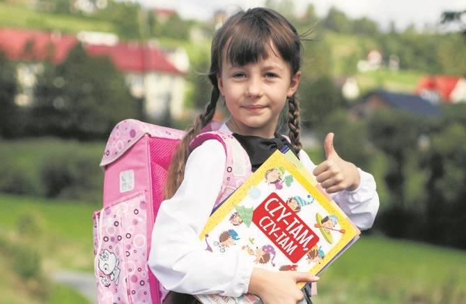 Dziś setki tysięcy dzieci idzie do szkół